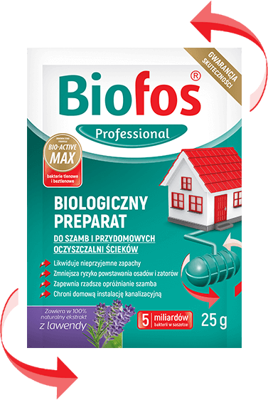 Produkty Biofos Professional